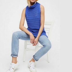 Free People Northern Lights Open Knit Sweater